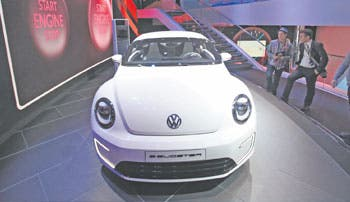 Emprende Volkswagen dominio global