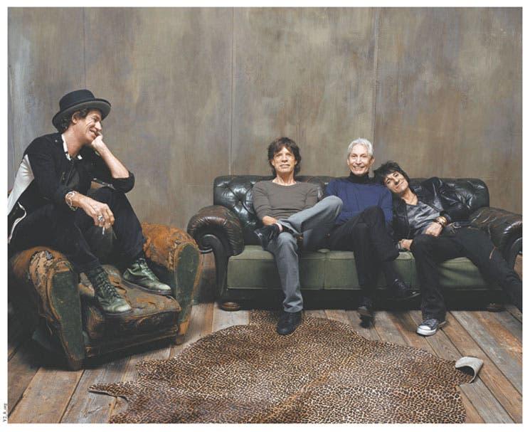 """Stones reivindican título """"reyes del rock"""""""