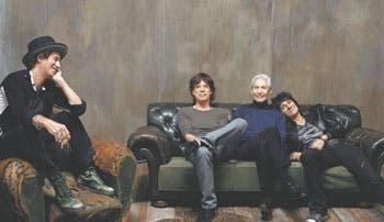 Stones reivindican título reyes del rock