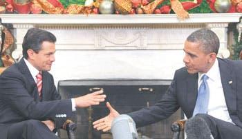 Hacen votos EE.UU. y México por integración