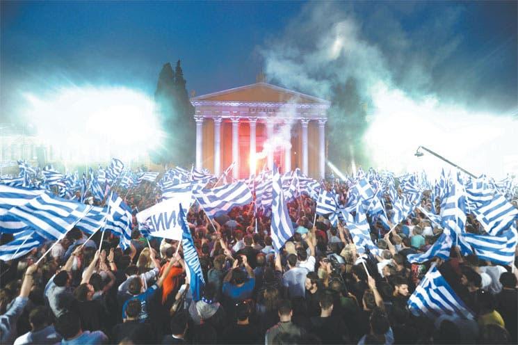 Un nuevo comienzo para Grecia