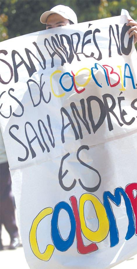 Adiós dice Colombia a la CIJ