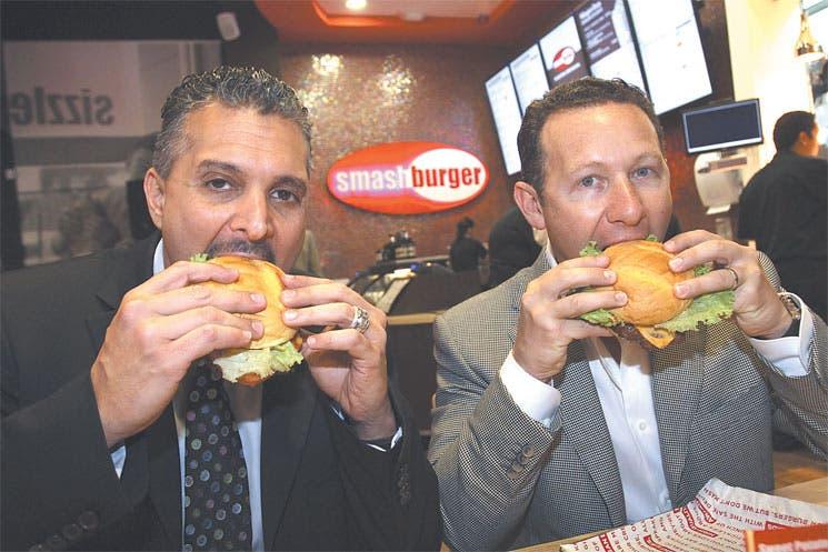Déjese tentar por una Smashburger