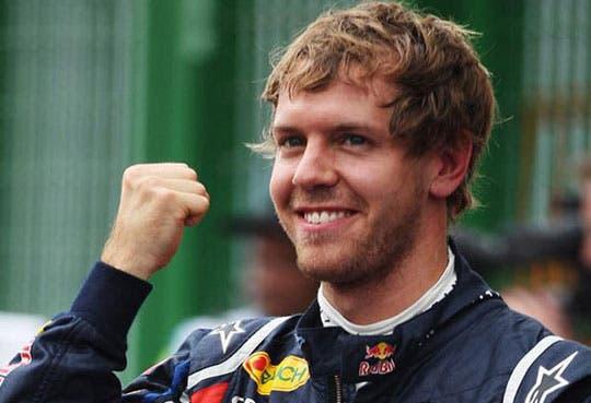 Declaran legal el adelantamiento de Vettel