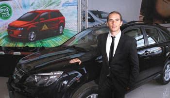 Opción de taxis ecológicos