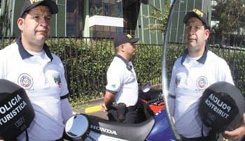 Fortalecen seguridad para turistas