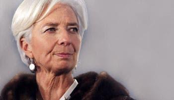 Más mujeres en FMI: Lagarde