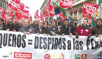 La crisis del euro cobra costo social