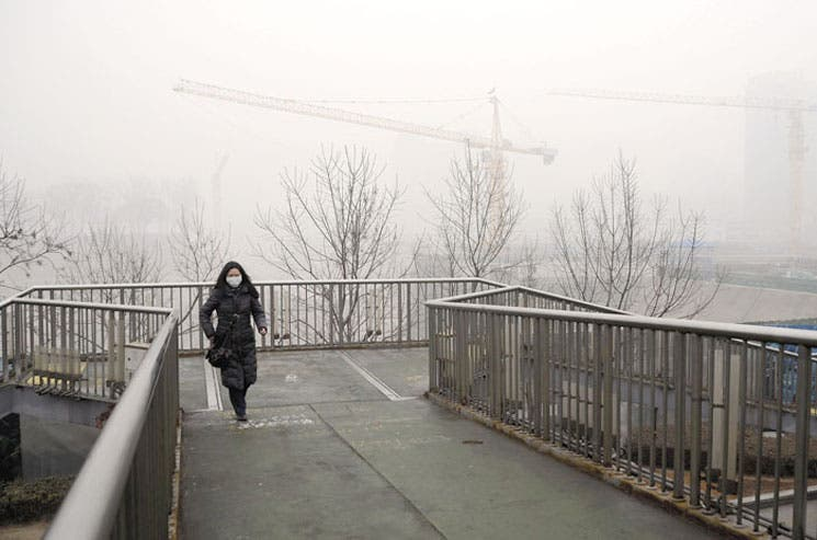 Nueva alerta en China por contaminación