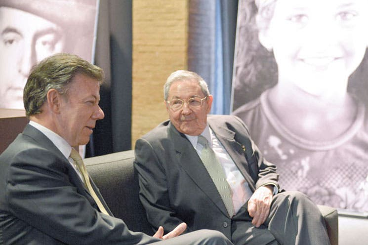 Conflicto rompe calma en diálogo con FARC