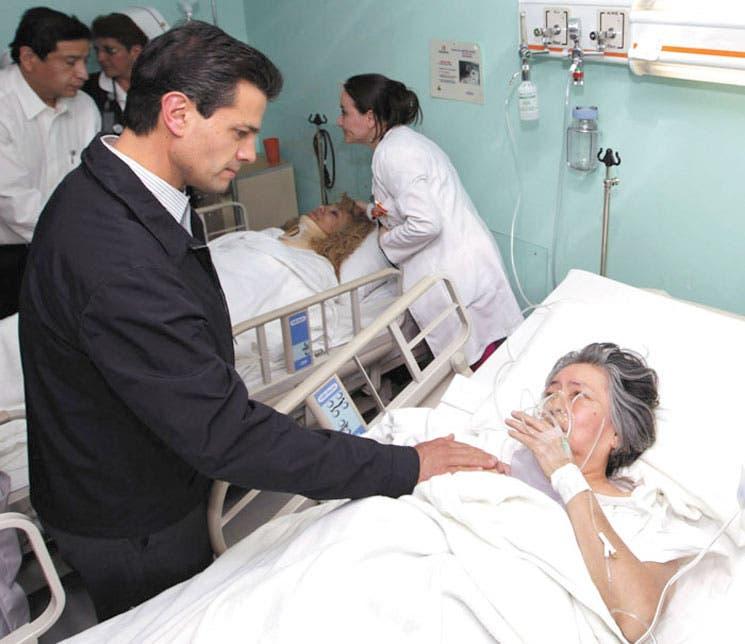 Explosión en Pemex deja 32 muertos y 121 heridos