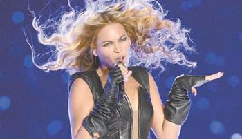 Beyoncé contagiante