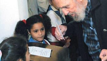 Fidel Castro: Chávez está mucho mejor