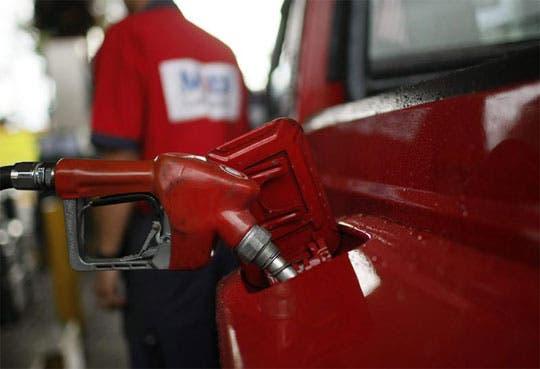 Mañana suben los combustibles