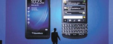 BlackBerry: volver a empezar