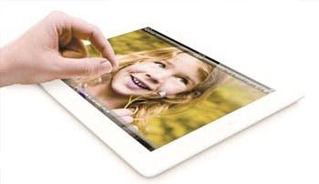 Apple lanzó un iPad con 128 GB