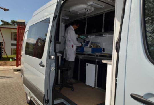 Laboratorio móvil agilizará análisis de combustibles