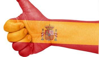 España repunta hoy