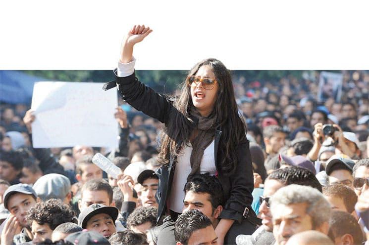Cambios en Túnez tras protestas