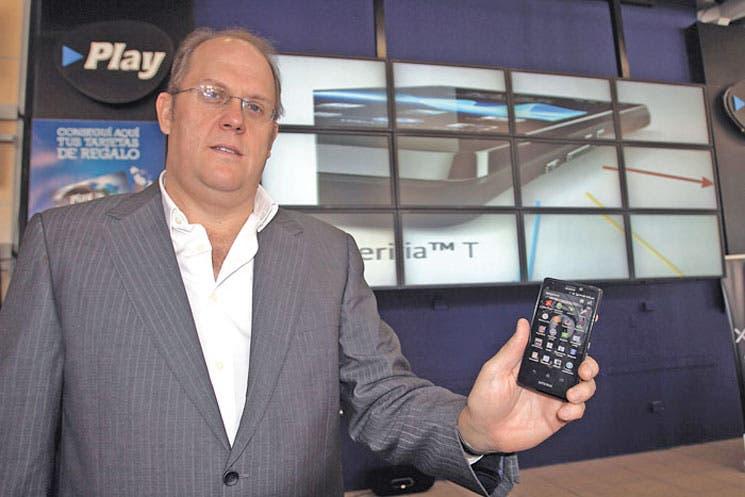 Sony presenta su Xperia T