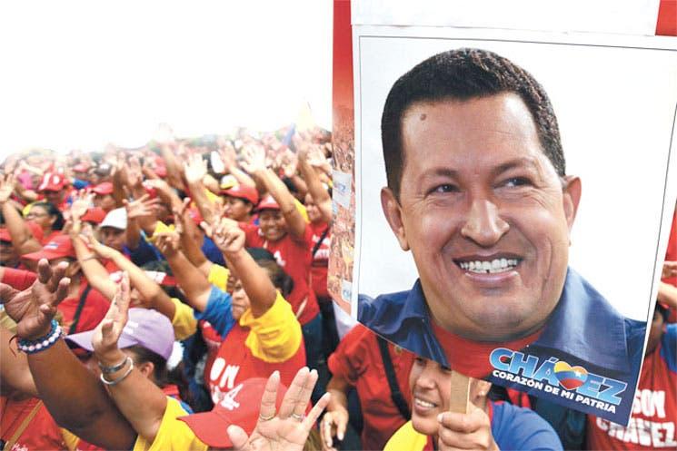 Venezuela adaptada a silencio de Chávez