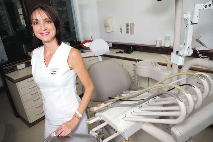 Mina para odontólogos