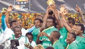 Nigeria gobierna África