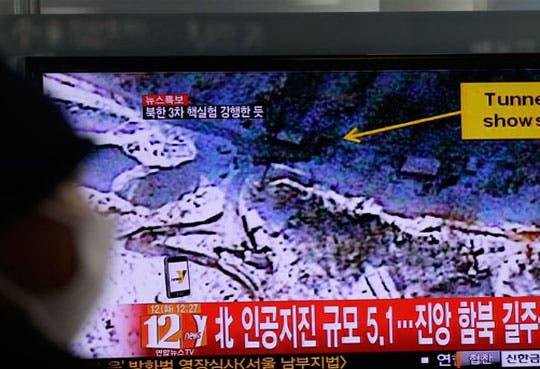 País condena ensayo nuclear de Corea del Norte