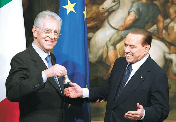 Renuncia de Papa podría afectar a Berlusconi