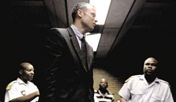 Pistorius sigue en prisión