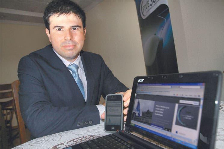 Nuevo portal económico latino