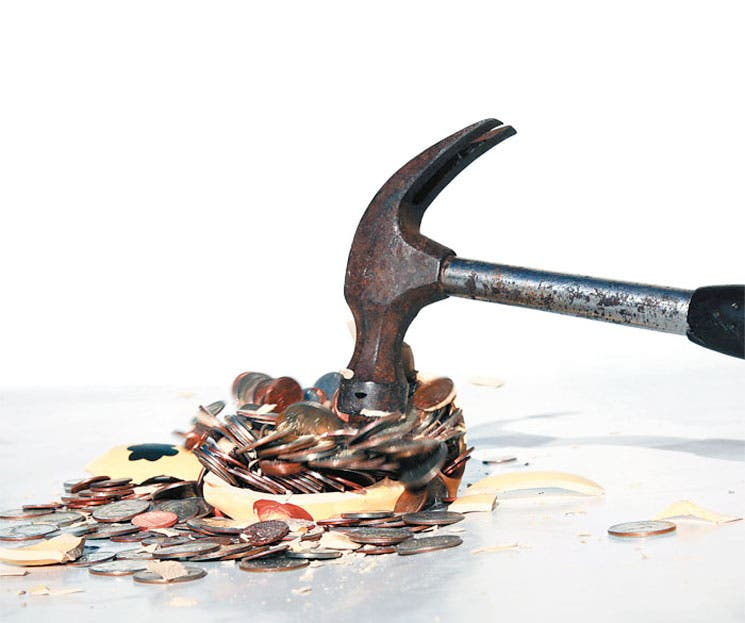Islandia pronostica muerte de monedas perdidas
