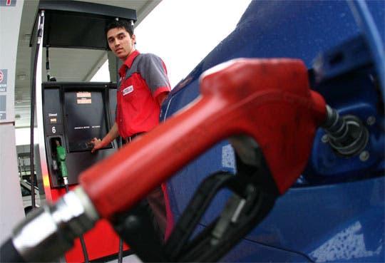 Marzo traerá aumento en los combustibles