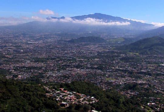 Corto muestra a San José desde el aire