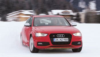 Audi competirá con BMW