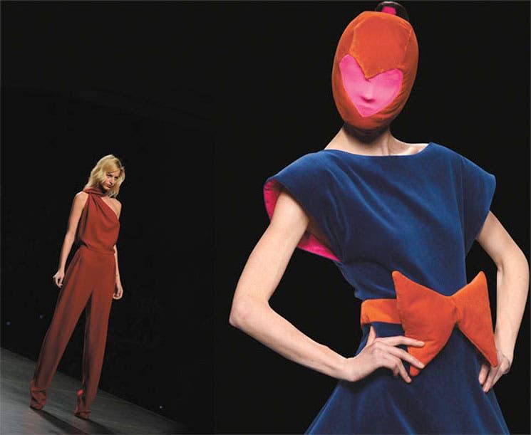 Moda española da lección de buen hacer costurero