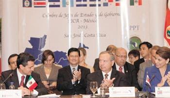 Buscan relanzar comercio con México