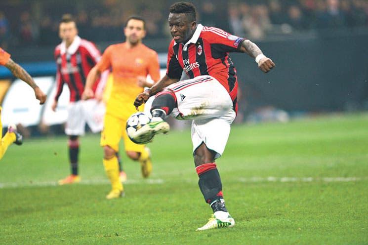 Barça tropieza en Milan