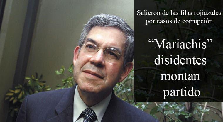 """""""Mariachis"""" disidentes montan partido"""