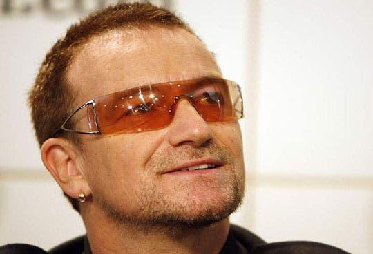 Bono está en nuestro país
