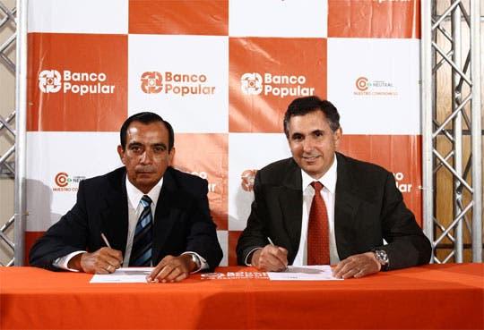 Banco Popular lanza bonos en mercado panameño