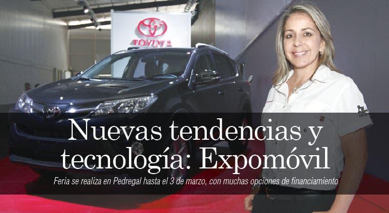 Nuevas tendencias y tecnología: Expomóvil