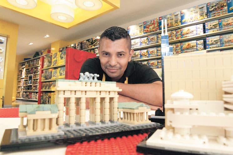 Construya edificios emblemáticos