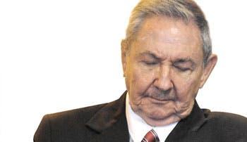 Raúl Castro bromea con posible renuncia