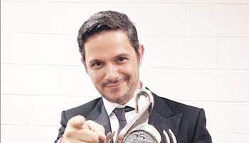 Sanz gana reconocimiento al Artista Pop