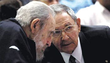 Ratificado Raúl Castro como presidente