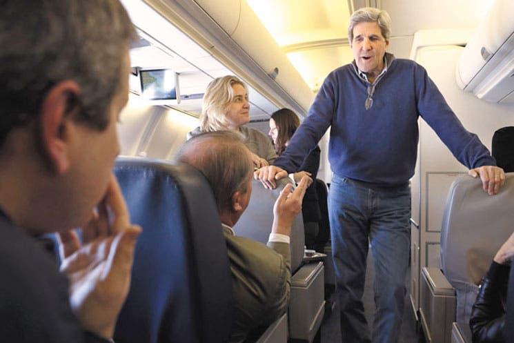 Siria y economía: ejes centrales de Kerry