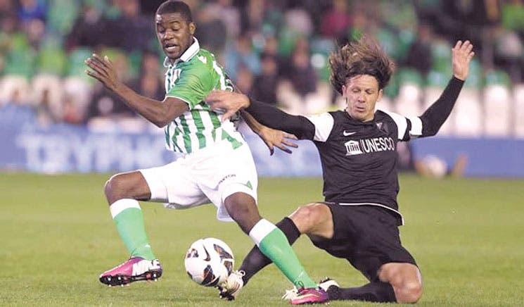 Betis castiga al Málaga