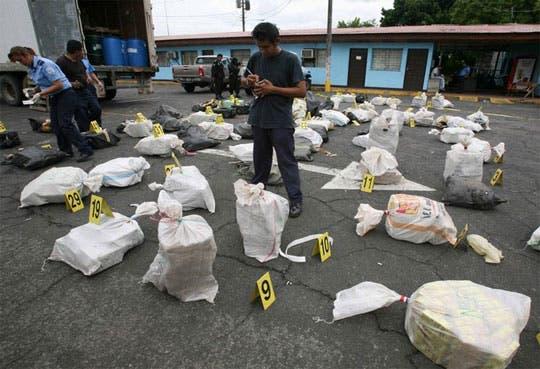 Lucha contra el narcotráfico se fortalece
