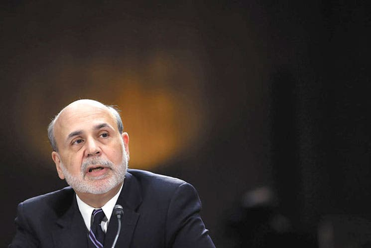 "Bernanke: recortes ""adversos"""